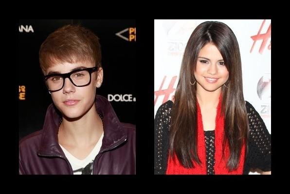 Justin Bieber dated Selena Gomez