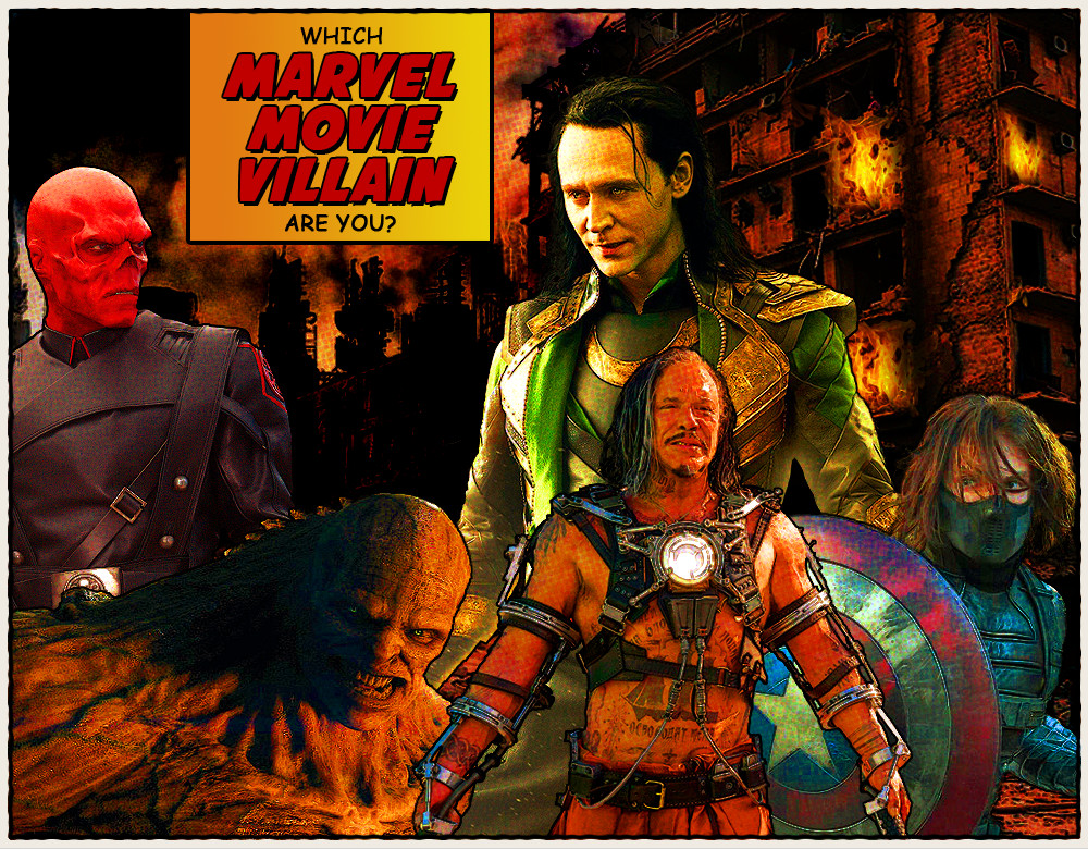 Which Marvel Movie Villain Are You Quiz Zimbio