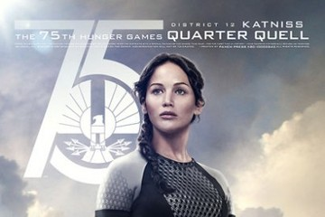 New Character Posters for 'The Hunger Games: Catching Fire'