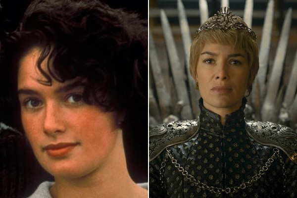 The 'Game of Thrones' Cast Then and Now - Zimbio