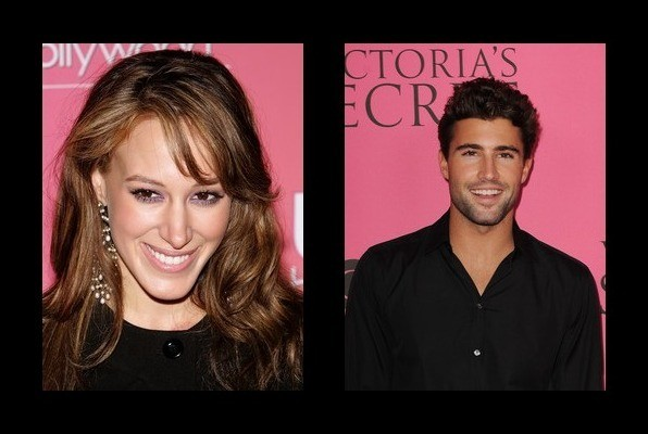 Haylie Duff dated Brody Jenner