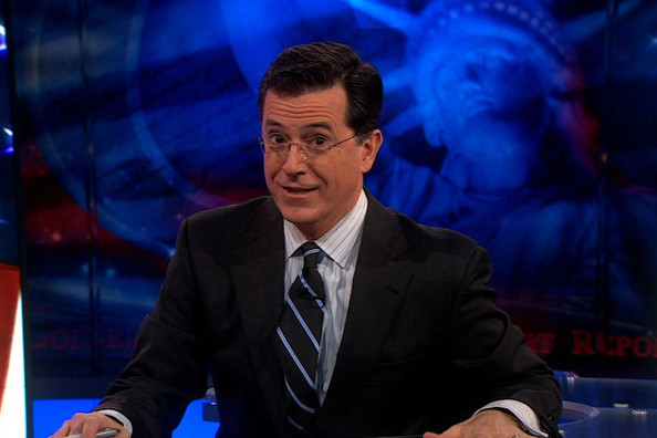 It's Official: Stephen Colbert Will Replace David Letterman on 'The Late Show'