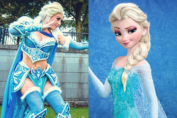 Here's What 7 Disney Princess Would Look Like Ready for Battle!