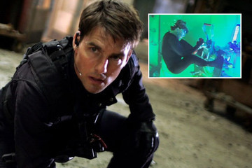 Watch Tom Cruise Hold His Breath for 6 Minutes While Training for 'M:I5'