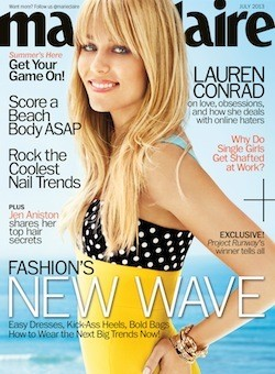 Lauren Conrad Dishes on Writing, Drama, Clubbing, and the Polyps on her Vocal Chords