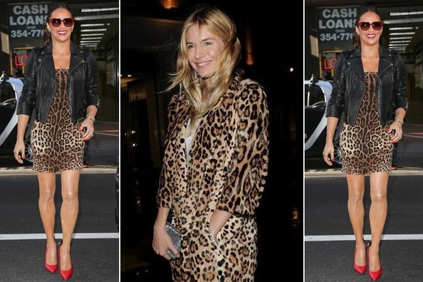 Two Ladies Rocking Leopard: Vote for Your Favorite!