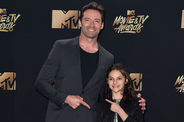 'Logan's Hugh Jackman & Daphne Keen Win Best Duo at MTV Movie & TV Awards, Are Far Too Pure for This Cold, Cold World