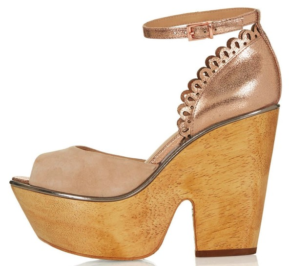 4 Great Pairs of Sky-High Shoes From Chloe Green's New Topshop Collection