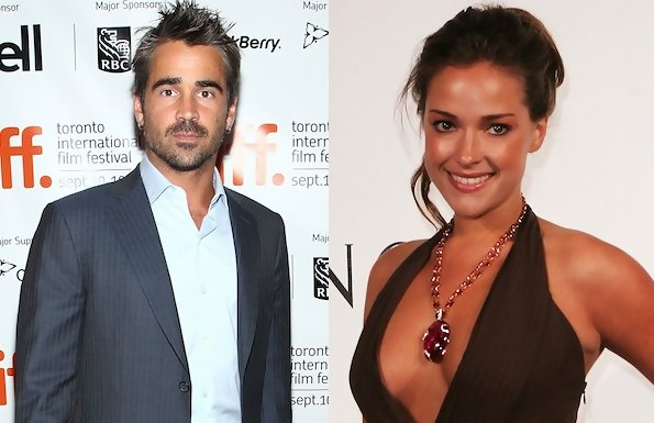Colin Farrell Welcomes...