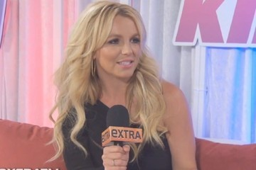 WATCH: Britney Spears Has Her Game Face Ready for Her Las Vegas Stint