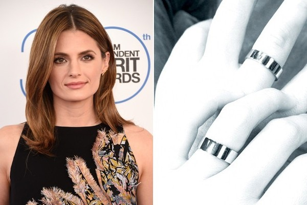 stana katic and kris brkljac secret celeb weddings zimbio