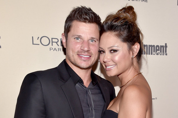 Nick and Vanessa Lachey Received a New Baby for Christmas