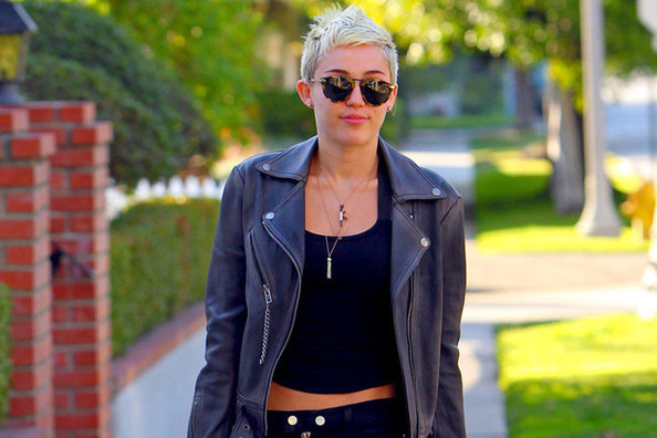 Miley Cyrus - The Coolest Kid on the Block