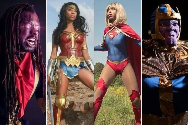 28 Reasons to Check Out #28DaysOfBlackCosplay