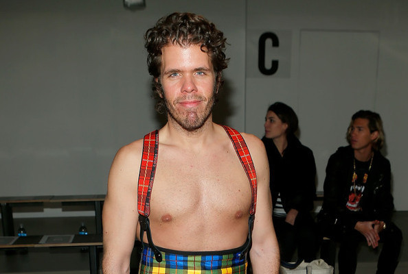 Perez Hilton Has a New Baby Hilton on His New Baby Boy