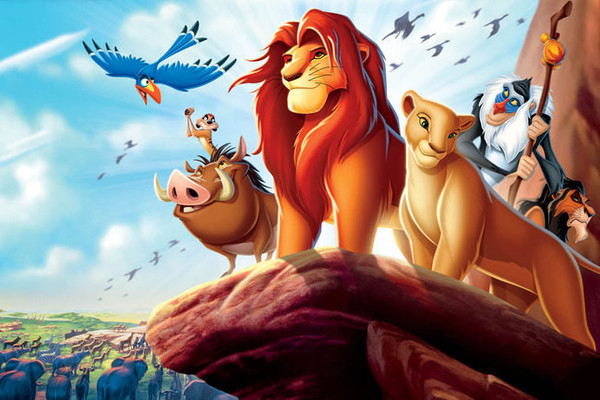 17 Things You Probably Didn't Know About 'The Lion King'