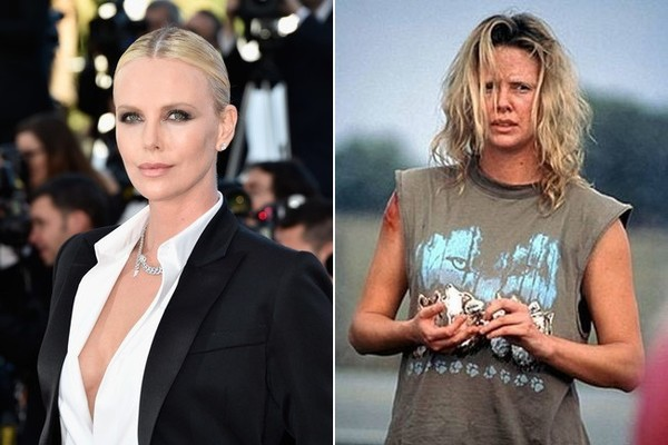 Charlize Theron In Monster Actors Who Are Unrecognizable In