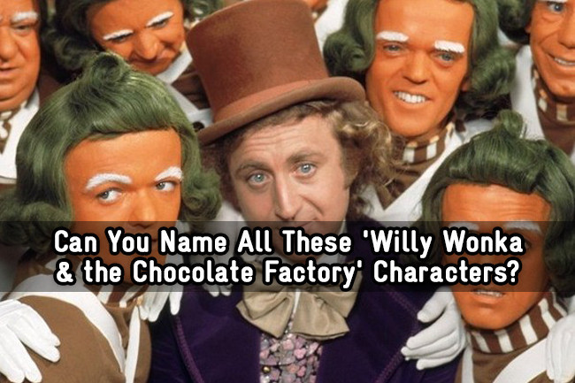 Charlie And The Chocolate Factory Trivia Quiz