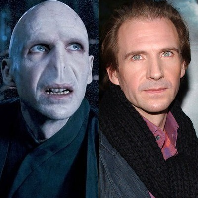 Ralph Fiennes The Most Unrecognizable Actor