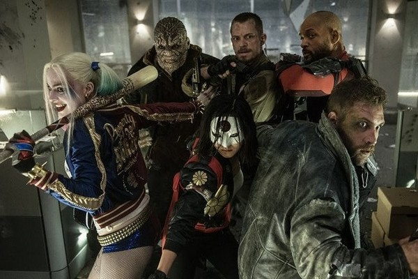 The New 'Suicide Squad' Trailer Is Totally Wild