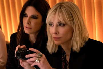 Uninspired 'Ocean's 8' Is Commercialism Masked As Female Empowerment