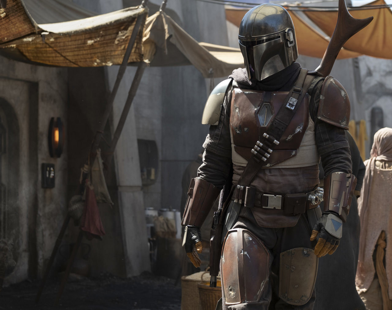 'Star Wars' TV Show 'The Mandalorian' Preview