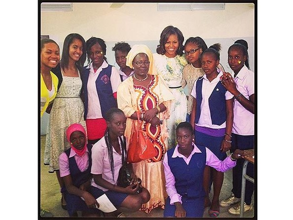 Michelle Obama Joins Instagram, Anna Wintour Sends Her First Tweet, and More!