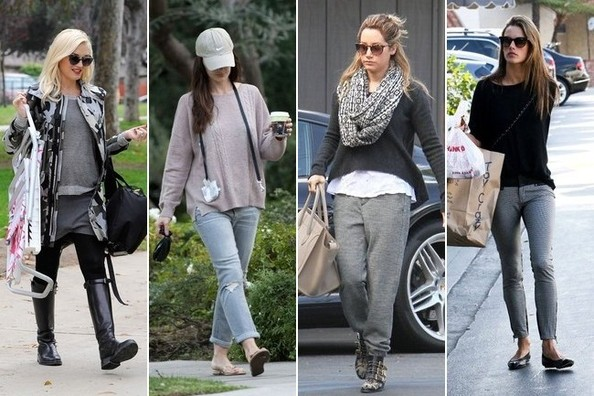 Celebrities Who Know How To Do Comfy