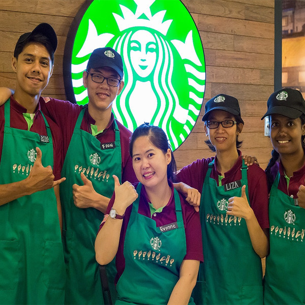 Viral Ip News Viralipnews: Starbucks Is Opening A Store Staffed By Hearing-Impaired
