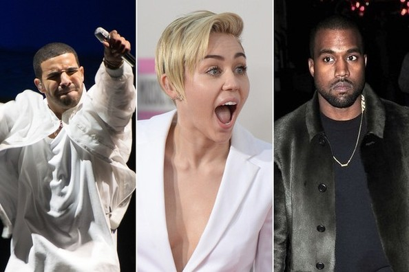 The Most Celebrated Artists of 2013
