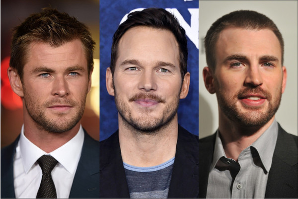 Which Marvel Chris Is Your Soulmate?