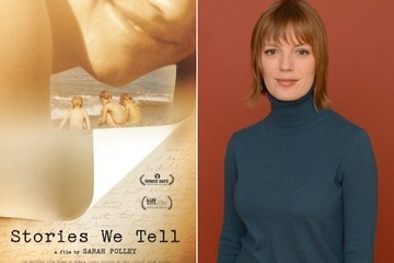 Sarah Polley Opens Up About 'Stories We Tell,' Her Very Personal and Amazing Life Story