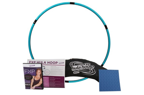 Hot New Workout Trend: Hula Hooping