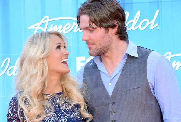 Guess Which Beauty Product Carrie Underwood and Hubby Mike Fisher Share?