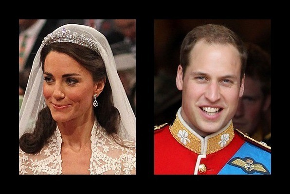Kate Middleton is married to Prince William