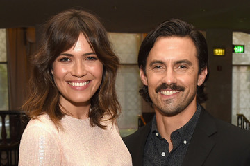 'This Is Us' Star Mandy Moore Wishes TV Hubby Milo Ventimiglia a Happy 40th