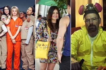 TV-Inspired Halloween Costumes 2013