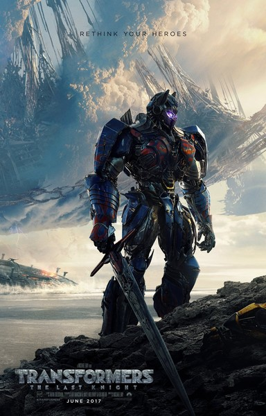 Transformers: The Last Knight' - Every Remake, Reboot