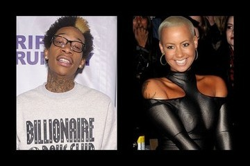Wiz Khalifa Dating History