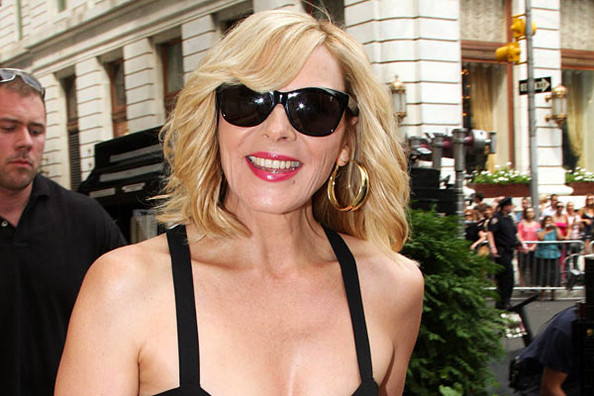 Acting Is Ruining Kim Cattrall's Love Life - Kim Cattrall - Zimbio