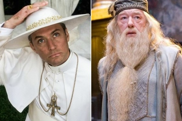 Somebody Tell Us How to Feel About Jude Law Being Cast as Young Dumbledore in 'Fantastic Beasts'