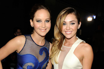 Jennifer Lawrence's Celebrity Friends