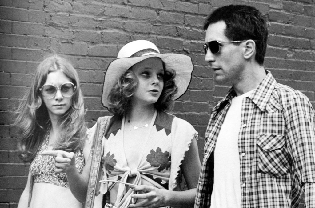 Jodie Foster - 'Taxi Driver' - Stars' First R-Rated Movies - Zimbio