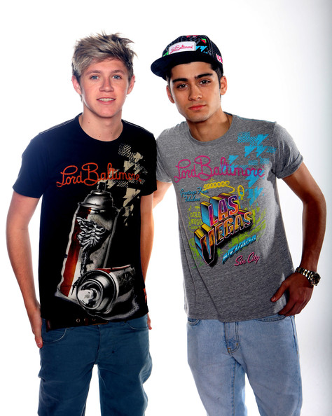 One Direction's Niall Horan and Zayn Malik Are Christian Audigier's Latest Victims (+ More!)