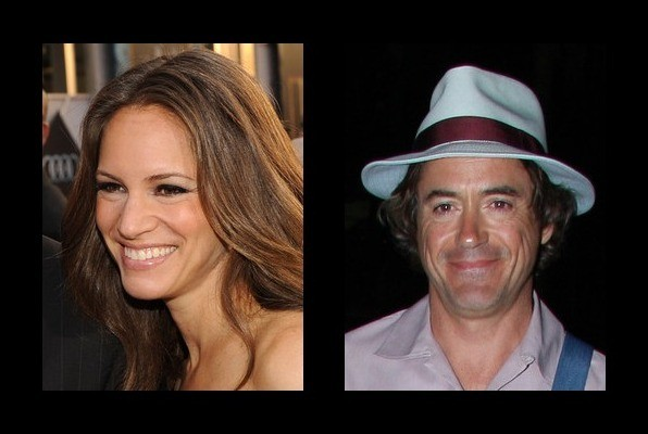 Susan Downey Dating History