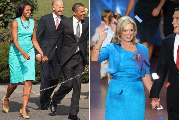 Fashion Face-Off Political Edition: Michelle Obama vs. Ann Romney