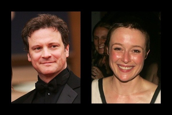 Colin Firth dated Jennifer Ehle