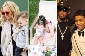 Celebrity Kids' Extravagant Birthday Parties