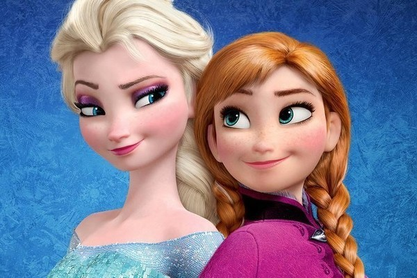 What Percentage Elsa And Anna Are You?