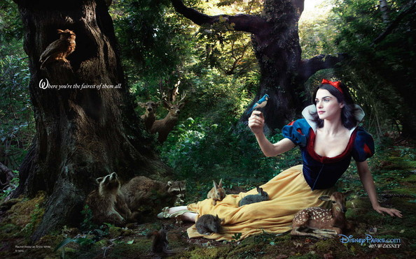 = Real-Life Snow White